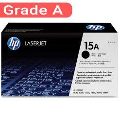 کارتریج مشکی اچ پی غیر اورجینال HP 15A