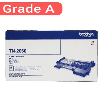 بهترین کارتریج مشکی برادر درجه یک رنگ مشکی Brother TN-2060