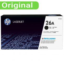 کارتریج اچ پی اورجینال HP 26A Laserjet Toner Cartridge CF226A