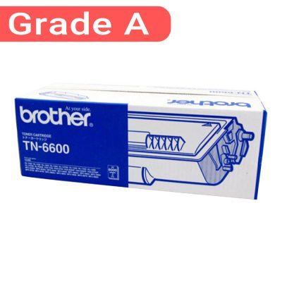 کارتریج مشکی برادر غیر اورجینال رنگ مشکی Brother TN-6600