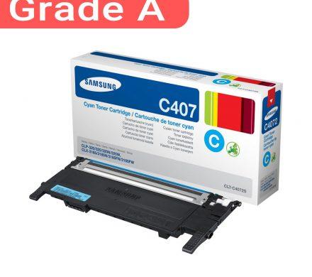 کارتریج سامسونگ غیر اورجینال رنگ آبی Samsung CLT-C407