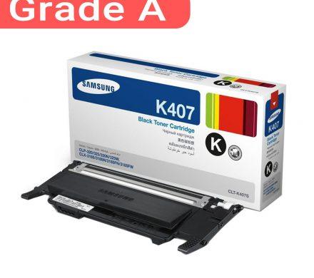 کارتریج سامسونگ غیر اورجینال رنگ مشکی Samsung CLT-K407