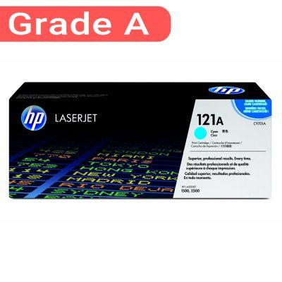 کارتریج رنگی اچ پی غیر اورجینال رنگ آبی HP 121A
