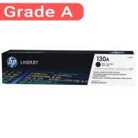 کارتریج اچ پی غیر اورجینال رنگ مشکی HP 130A Black