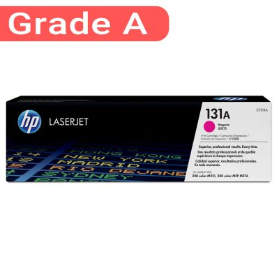 کارتریج اچ پی غیر اورجینال رنگ قرمز HP 131A Magenta