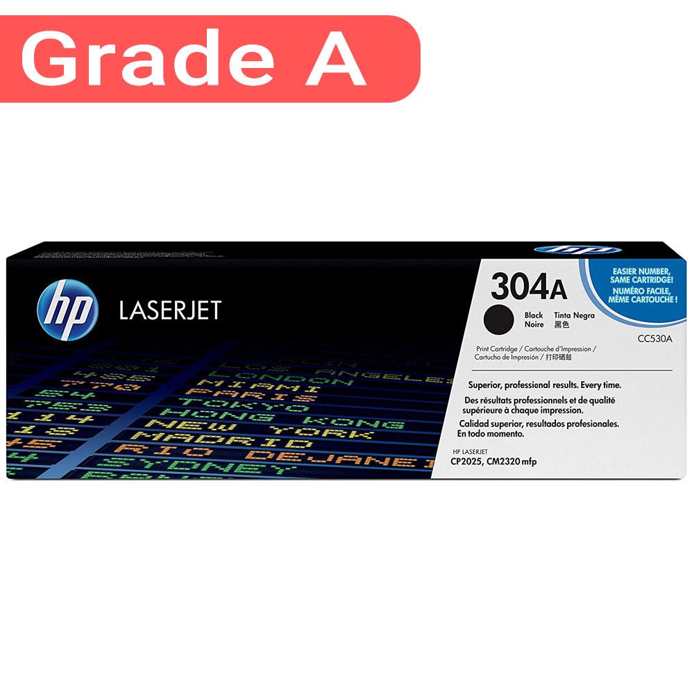 کارتریج اچ پی غیر اورجینال رنگ مشکی HP 304A Black
