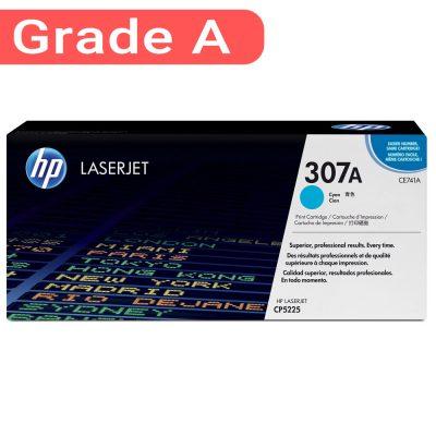 کارتریج اچ پی غیر اورجینال رنگ آبی HP 307A Cyan