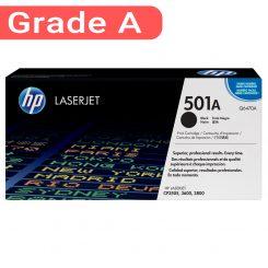 کارتریج اچ پی غیر اورجینال رنگ مشکی HP 501A Black
