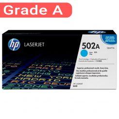 کارتریج اچ پی غیر اورجینال رنگ آبی HP 502A Cyan