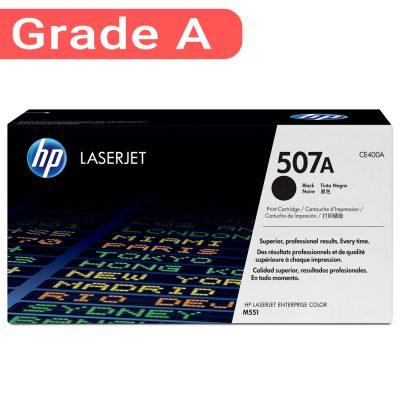 کارتریج اچ پی غیر اورجینال رنگ مشکی HP 507A Black