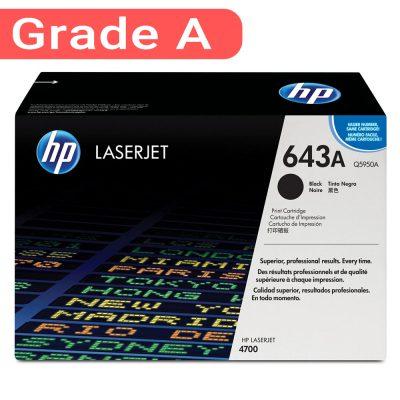 کارتریج اچ پی غیر اورجینال رنگ مشکی HP 643A Black