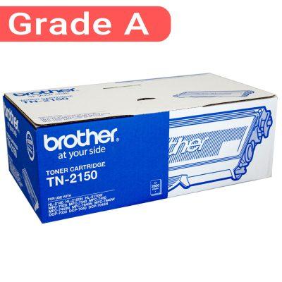 قیمت کارتریج مشکی برادر غیر اورجینال رنگ مشکی Brother TN-2150