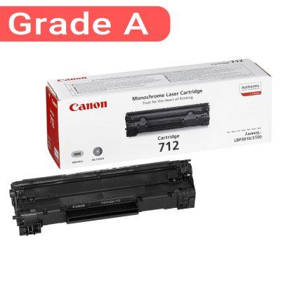 کارتریج رنگ مشکی کانن غیر اورجینال Canon 712 Black