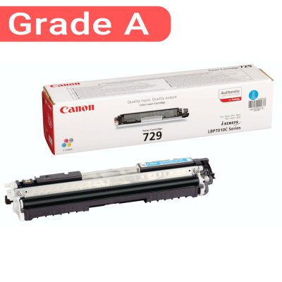 کارتریج رنگ آبی کانن غیر اورجینال Canon 729 Cyan