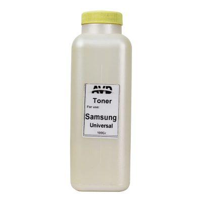 تونر شارژ زرد سامسونگ آوند 100 گرمی