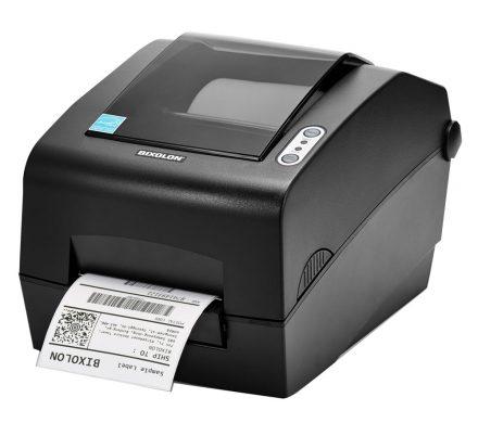 چاپگر لیبل و بارکد رومیزی بیکسلون Bixolon SLP TX400 Desktop Barcode Printer