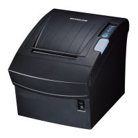 فیش پرینتر بیکسلون Bixolon SRP 350 Plus III Thermal Printer