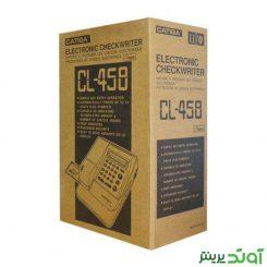 دستگاه پرفراژ چک کاتیگا Catiga CL458