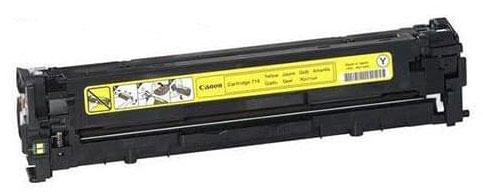کارتریج تونر رنگ زرد کانن Canon 716