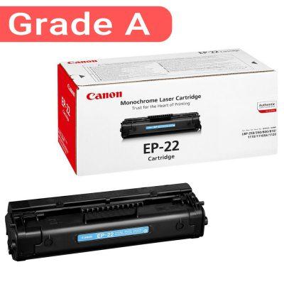 کارتریج رنگ مشکی کانن غیر اورجینال Canon EP-22 Black