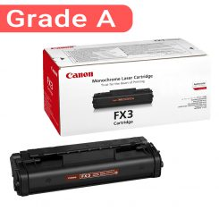 کارتریج رنگ مشکی کانن غیر اورجینال Canon FX3 Black