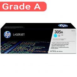 کارتریج رنگی اچ پی غیر اورجینال رنگ آبی HP 305A