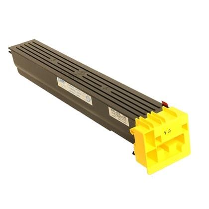 کارتریج تونر اورجینال کونیکا زرد Konica Minolta C452, C552 Toner Cartridge
