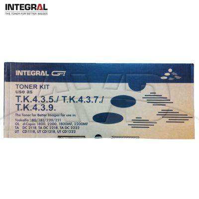 کارتریج تونر اینتگرال کیوسرا Kyocera Integral TK435