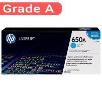 کارتریج رنگی اچ پی غیر اورجینال رنگ آبی HP 650A