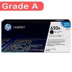 کارتریج رنگی اچ پی غیر اورجینال رنگ مشکی HP 650A