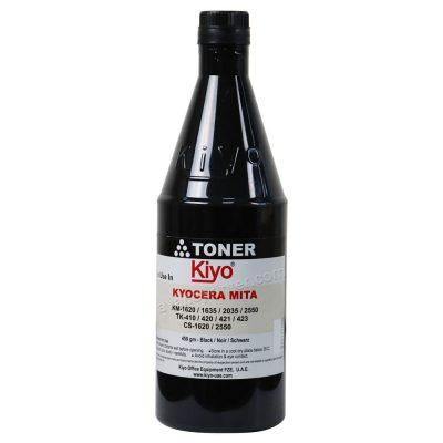 تونر شارژ کیوسرا Kyocera کیو 450 گرمی