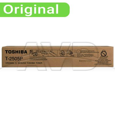 کارتریج تونر اورجینال توشیبا Toshiba T-2505P Toner Cartridge