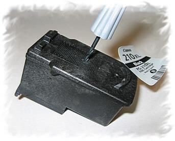 شارژ کارتریج جوهرافشان کانن Canon PG210 – CL211