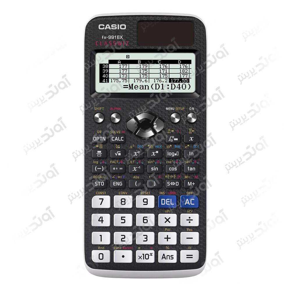 ماشین حساب کاسیو Casio FX-991EX ClassWiz |