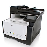 HP-LaserJet-Pro-CM1415fnw-Color-Multifunction