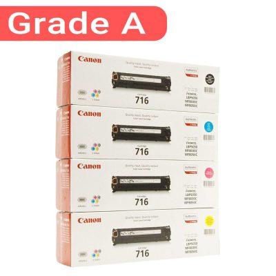 ست کارتریج Canon 716 - قیمت و خرید ست کارتریج چهار رنگ