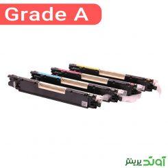 ست کارتریج اچ پی چهار رنگ HP 130A CMYK Laserjet Cartridge