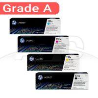 کارتریج اچ پی غیر اورجینال ست چهار رنگ HP 131A