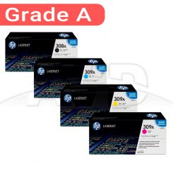 کارتریج اچ پی غیر اورجینال ست چهار رنگ HP 308A-309A