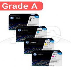 کارتریج اچ پی غیر اورجینال ست چهار رنگ HP 641A