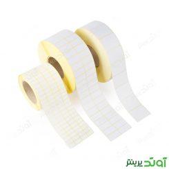 لیبل (برچسب) کاغذی