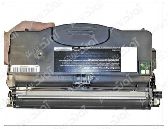 شارژ و سرویس کارتریج دستگاه Lexmark E120