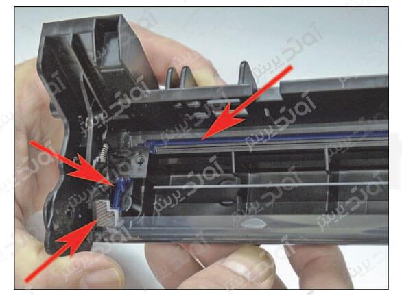 شارژ کارتریج تونر HP PRO M402 - M426