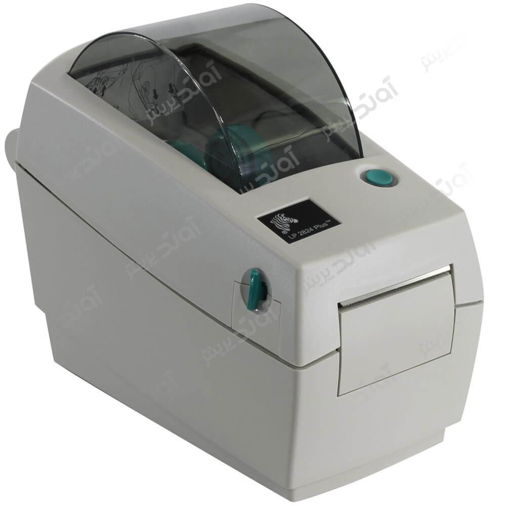چاپگر لیبل و بارکد زبرا Zebra LP2824 Barcode Printer ...