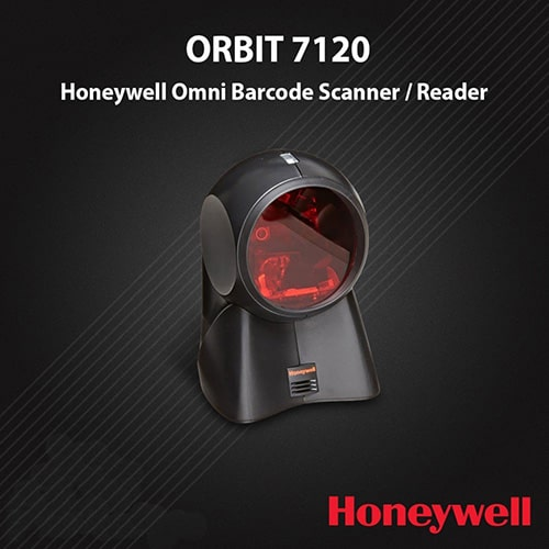 بارکد خوان چند پرتو رومیزی هانیول Honeywell Orbit 7120