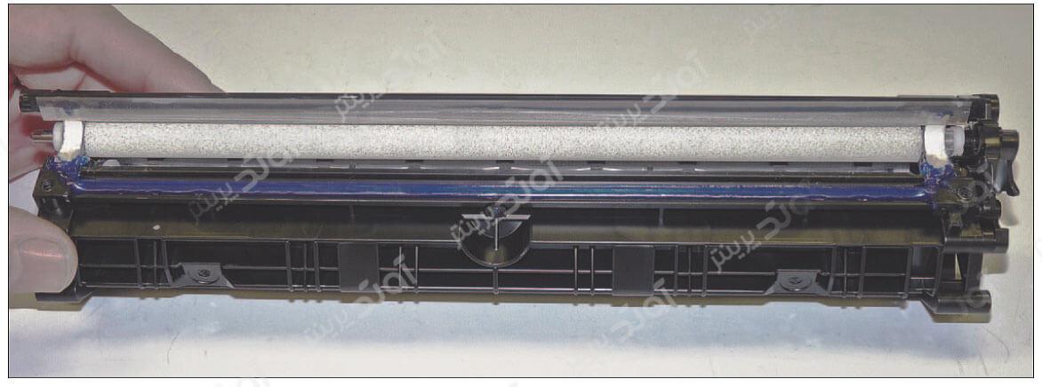 آموزش شارژ کارتریج HP 410A