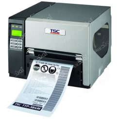 TSC TTP 384M Industrial Barcode Printer
