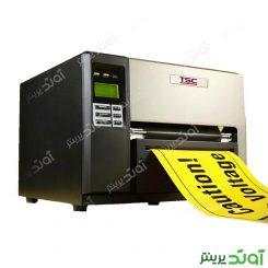 TSC TTP 384M Industrial Barcode Printer