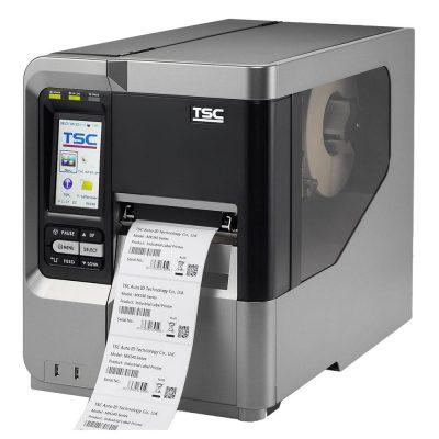 چاپگر لیبل و بارکد صنعتی TSC MX240