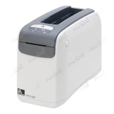 چاپگر رومیزی مچ بند بیمارستانی زبرا Zebra HC100